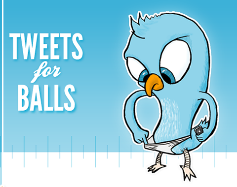 Image result for tweets with balls cartoon