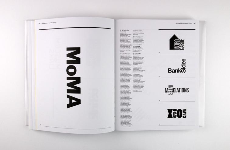 Logotype p136-137 - MoMA